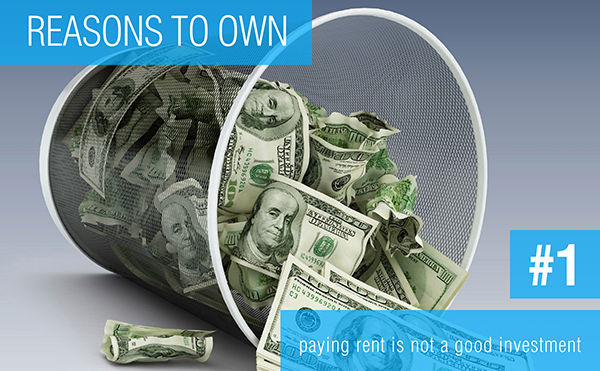 Either Way You're Paying a Mortgage   Simplifying The Market