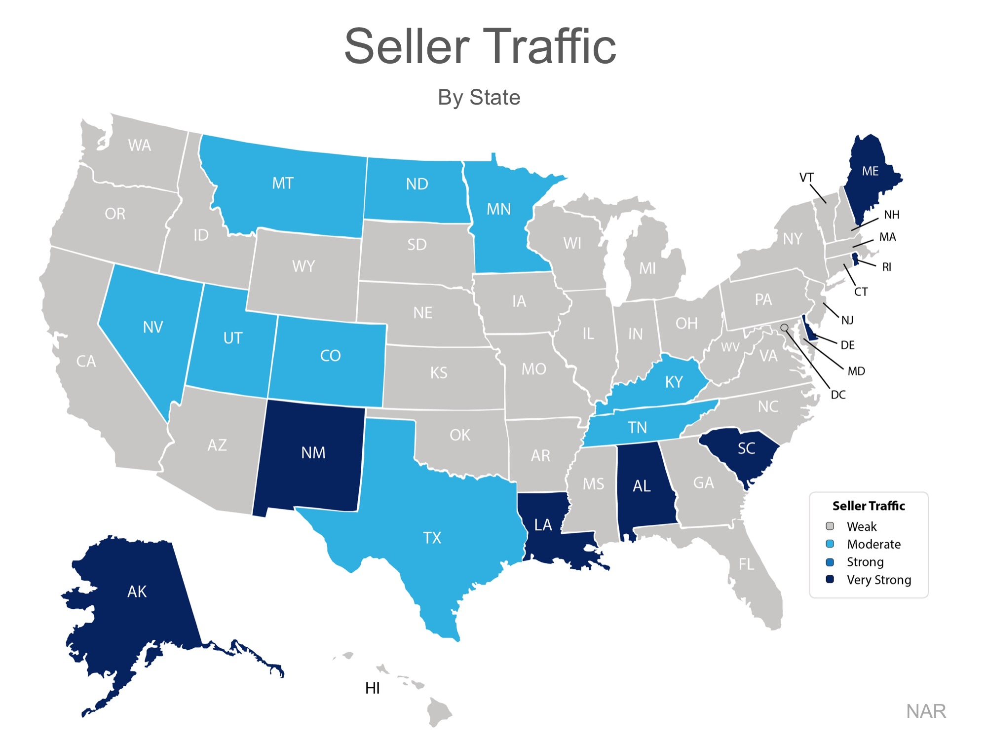 Strong Buyer Demand Continues to Outpace Inventory of Homes for Sale | Simplifying The Market