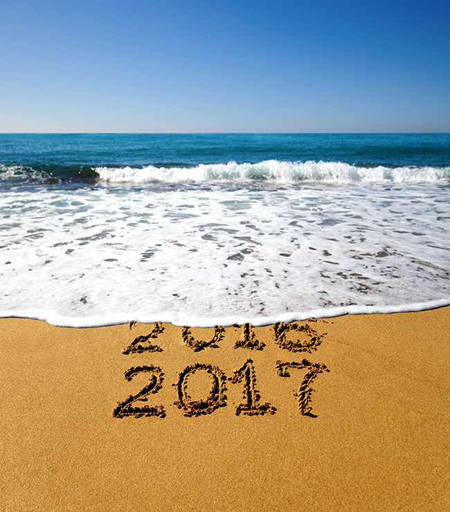 Here's to a Wonderful 2017! | Simplifying The Market
